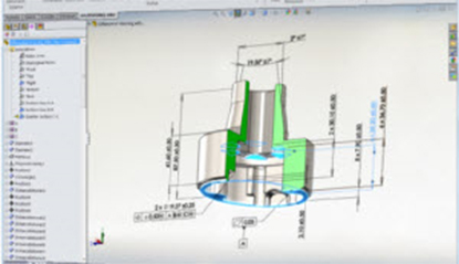 SOLIDWORKS 2015拓展 MBD 技术